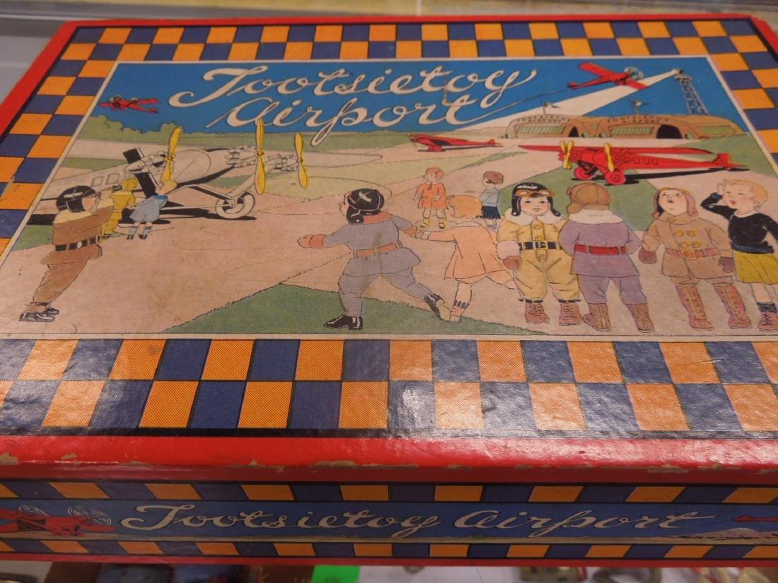 Vintage Tootsietoy Airport - 5