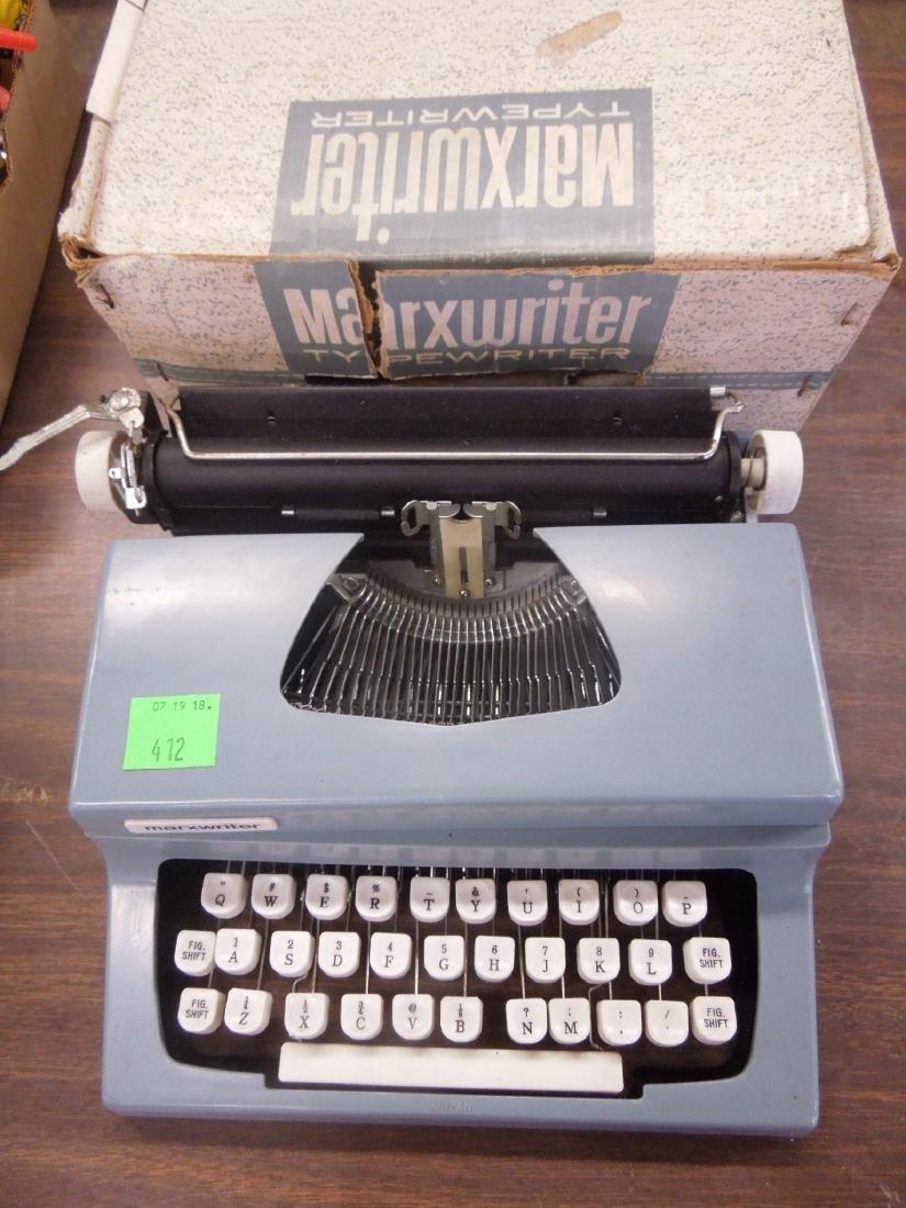 Vintage Marx Writer Typewriter