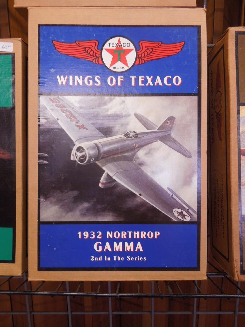 14 Texaco Die Cast Metal Planes - 2