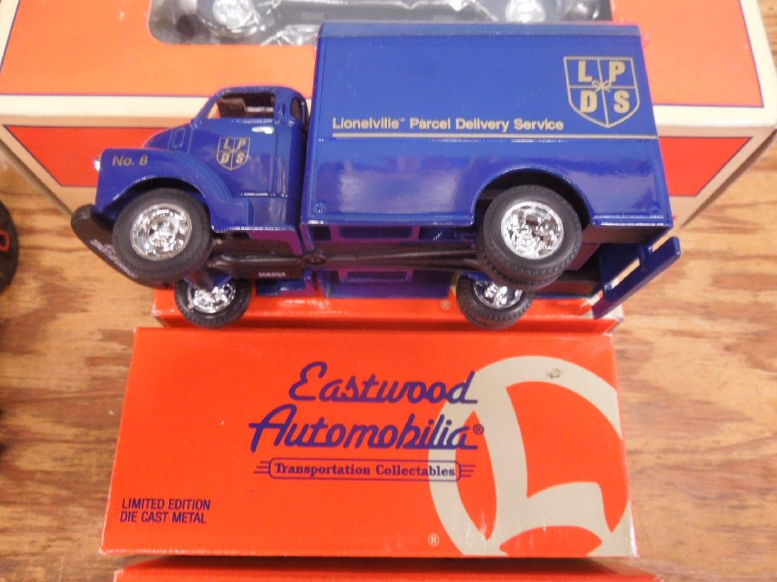 4 Lionel Vehicles in Original Boxes - 2