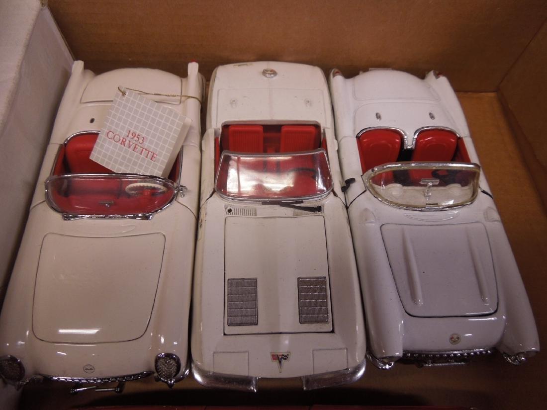 7 Die Cast Metal Scale Automobiles - 2
