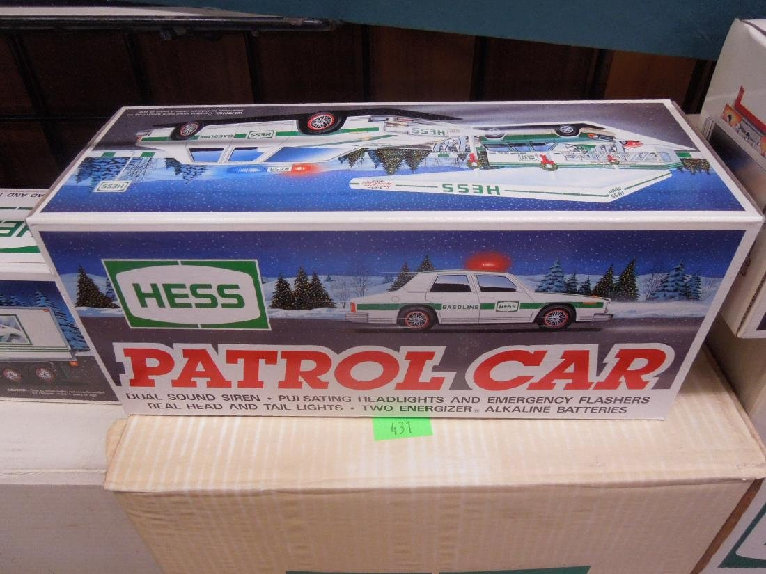 Cases of Hess Trucks in Original Boxes - 3