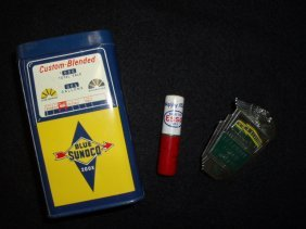 1009: Vintage advertising collectibles