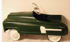1950's AMF Pedal Car