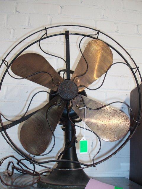 1097: Early 20th C. G.E. Fan