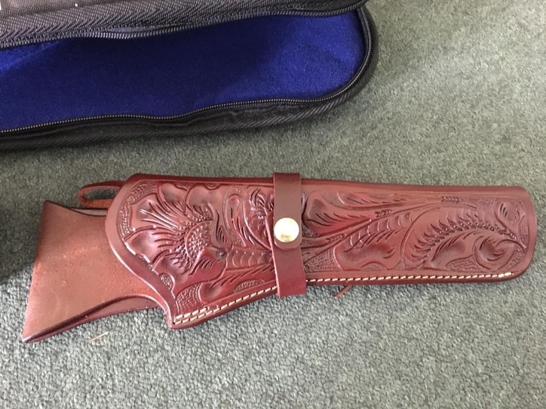 1858 Bisen Bill Revolver, Holster - 9
