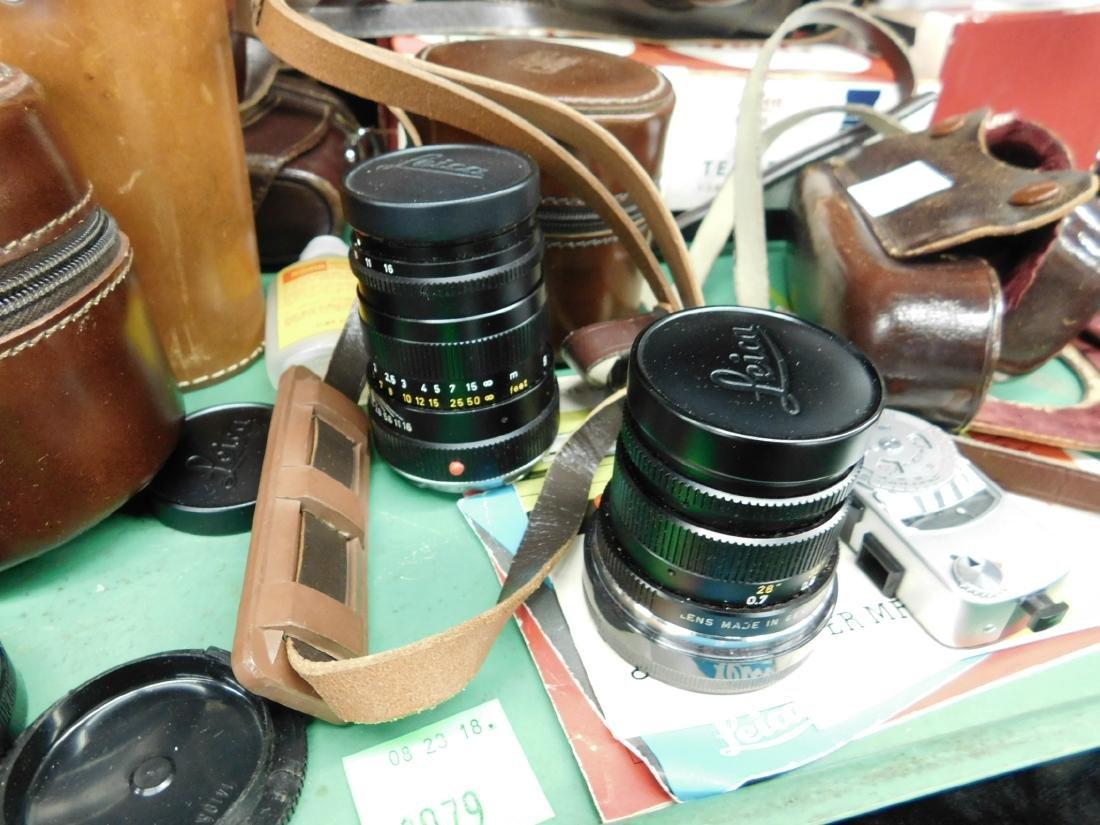 Leica M2 Camera ASA 4-1300, DIN 8 -32 - 4