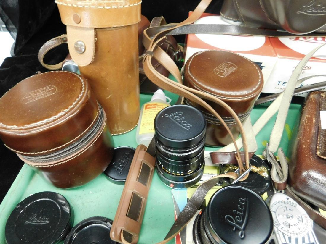 Leica M2 Camera ASA 4-1300, DIN 8 -32 - 5