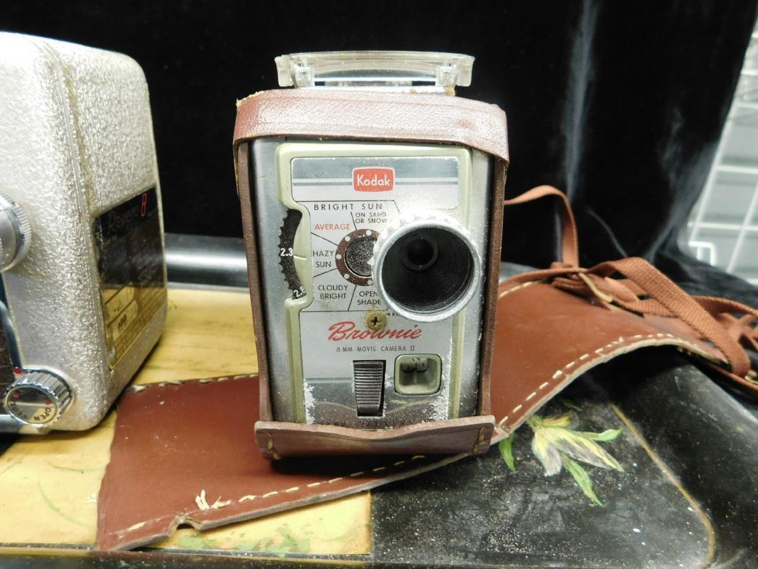 3 Vintage Movie Cameras - 5