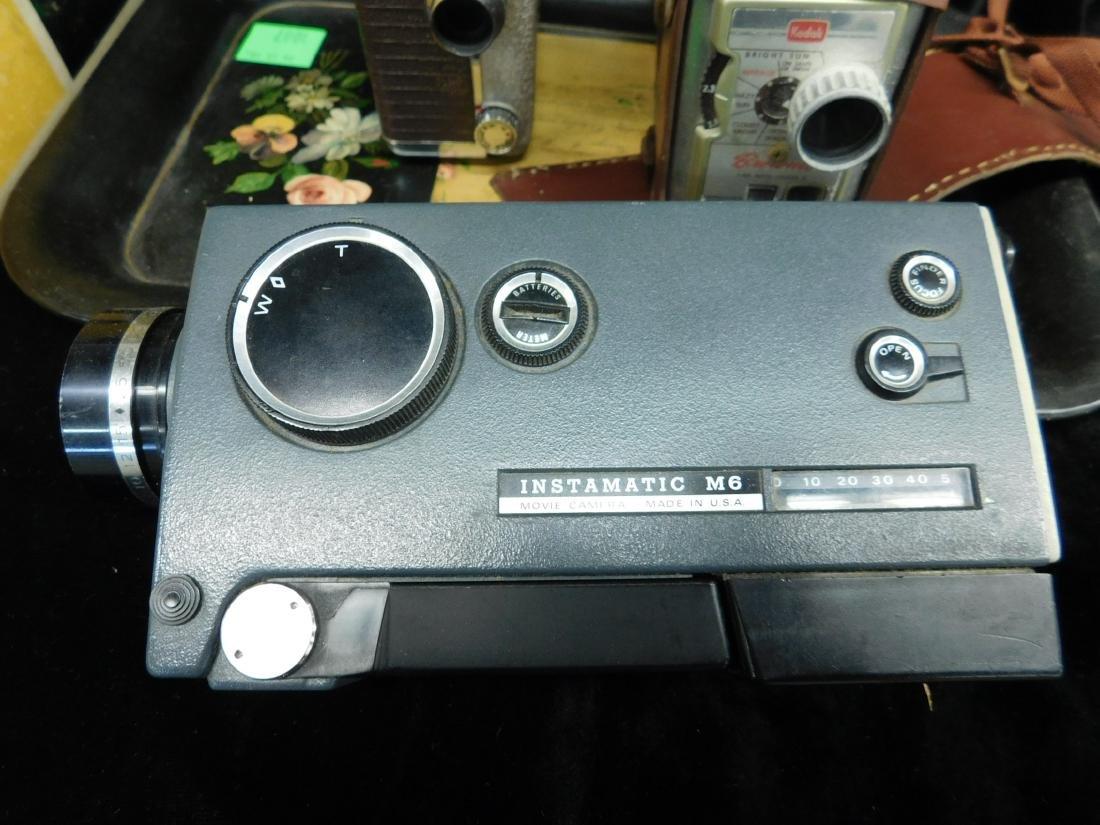 3 Vintage Movie Cameras - 8