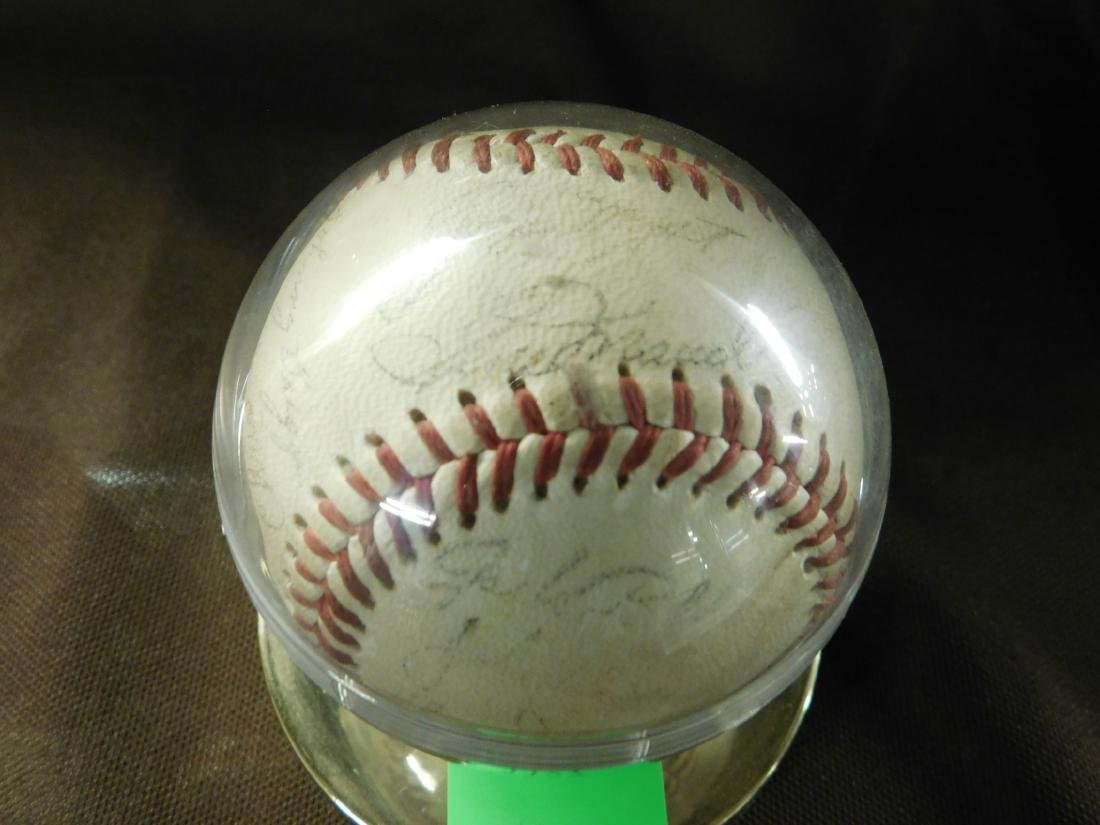 Autographed Baseball-1960's Phillies