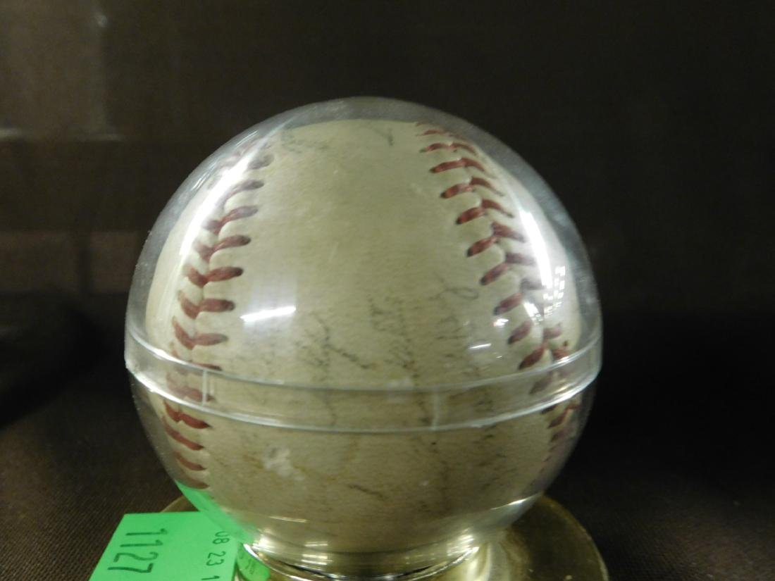 Autographed Baseball-1960's Phillies - 4