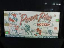 Vintage Power Play Electric Hockey Game