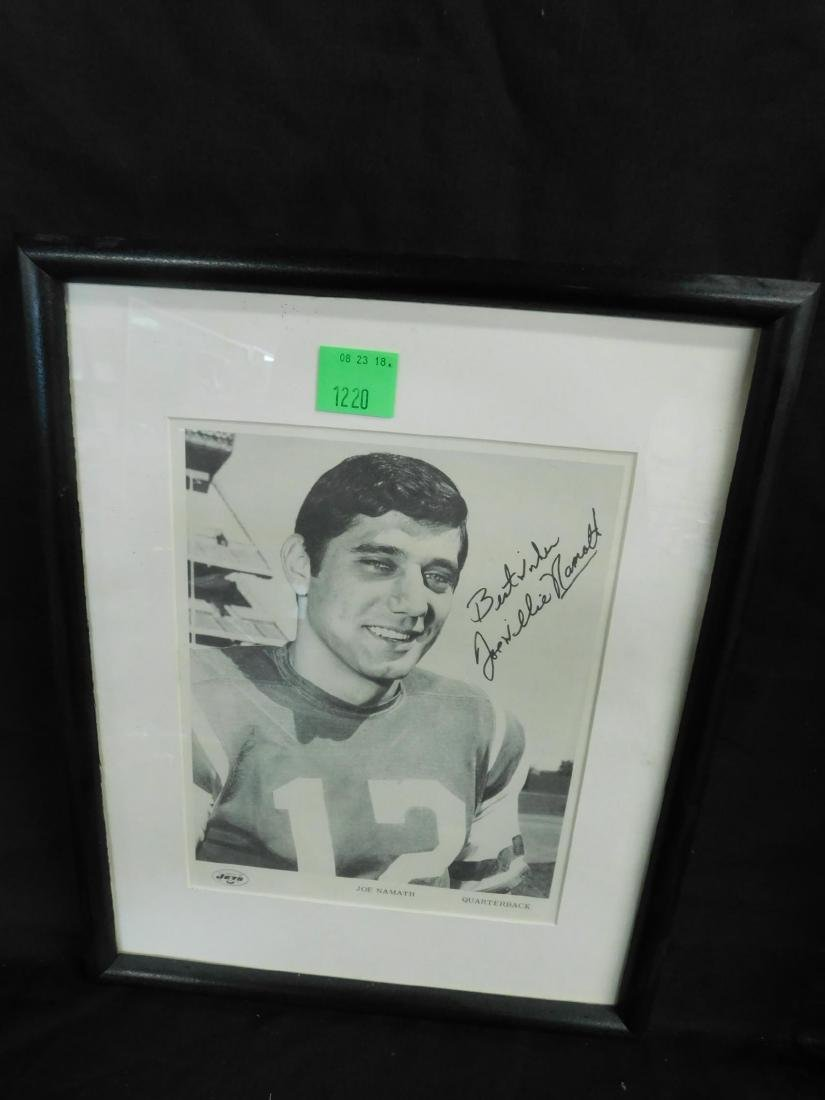Framed Jets Photos & Prints, 2 Signed - 6