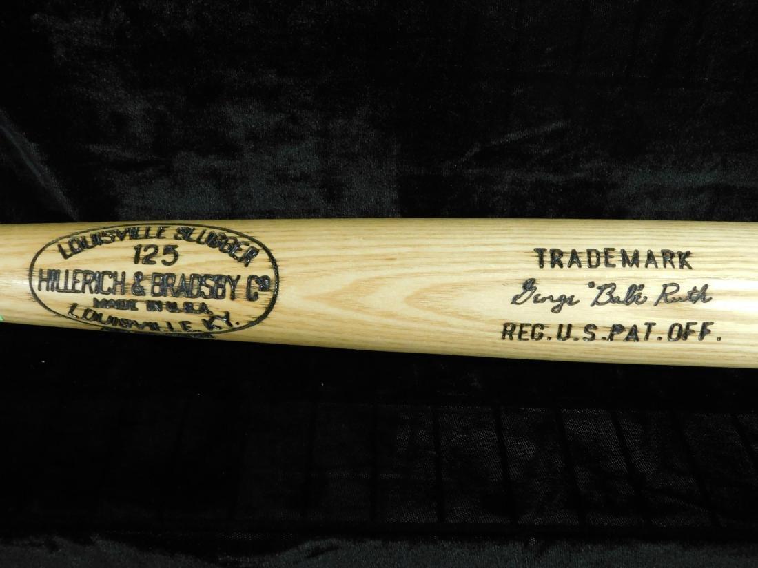 "2 Louisville Slugger Baseball Bats ""Ruth"" - 3"