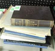 Books & Ephemera on Wedgwood Pottery