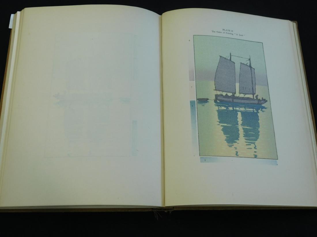 1 Volume Japanese Wood-Block Printing - 2