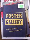 6 Poster Books