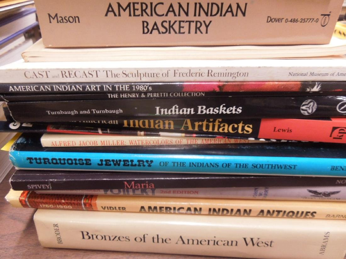 Books - Western & Native American Art & Crafts