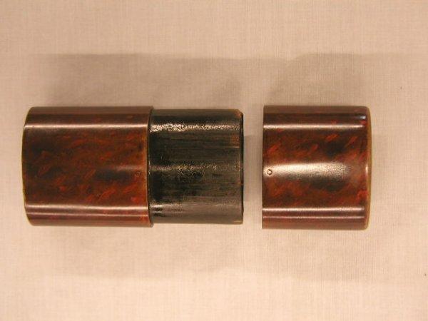 3020: Japanese Lacquerware cigar case