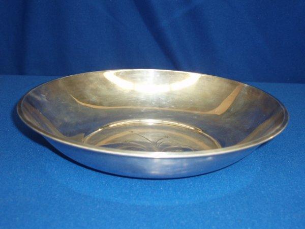 4002: Gorham sterling bowl