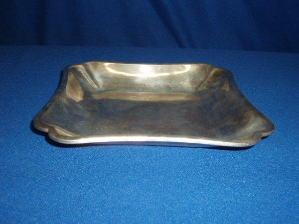 4005: Sterling bowl