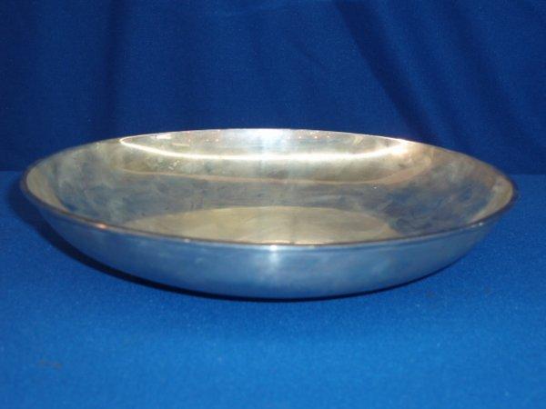 4009: Sterling bowl