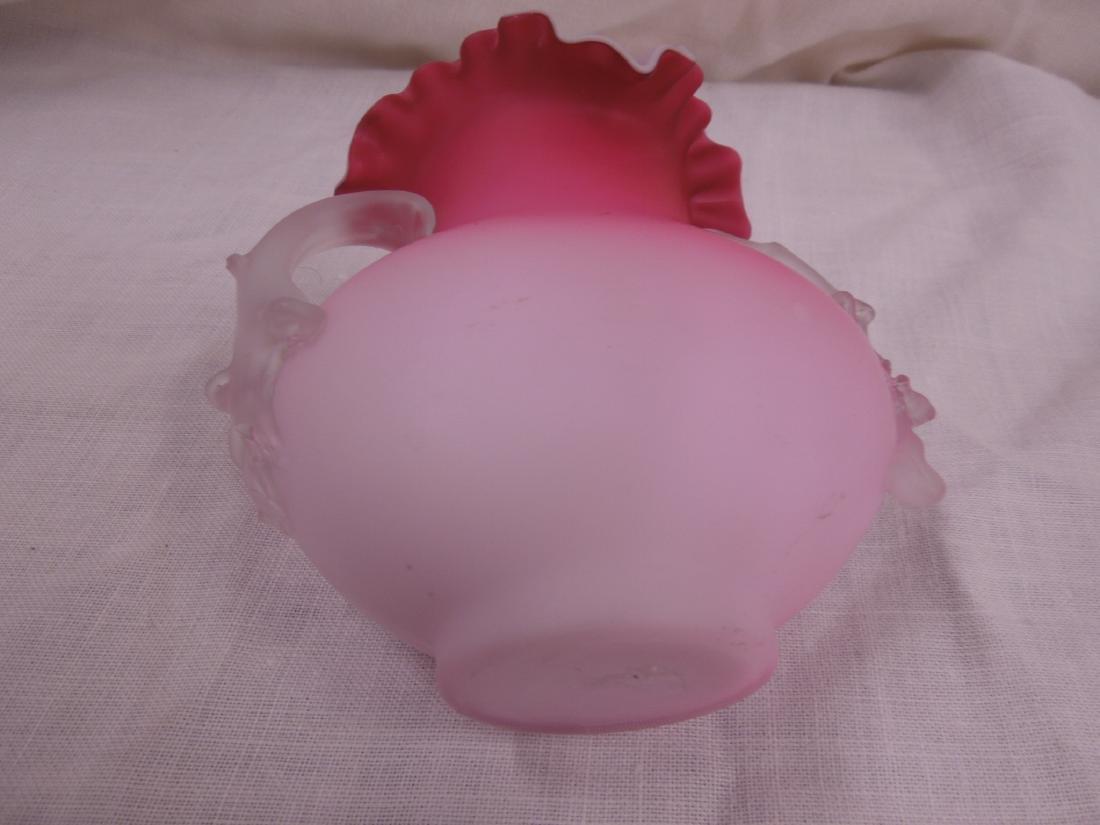 6 Pc Art Glass Group - 3