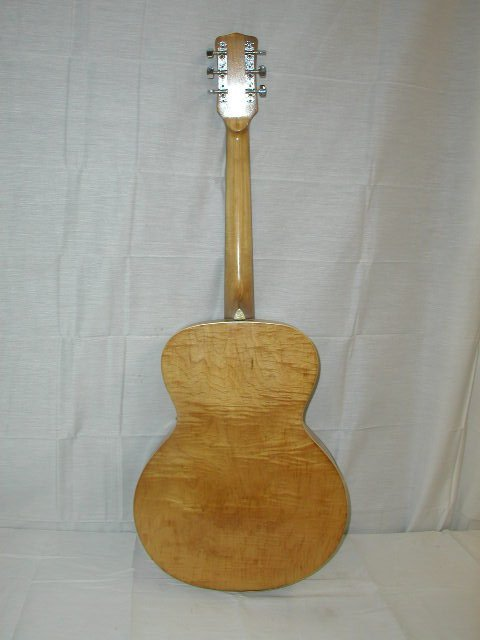 2154: 1940's S.S. Stewart acoustic guitar - 3