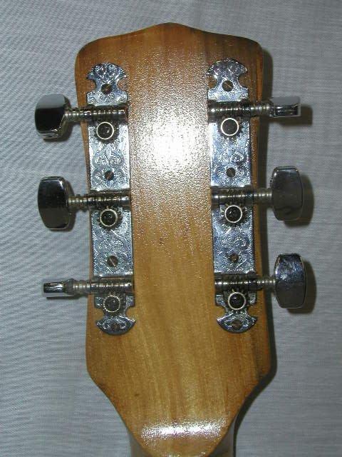 2154: 1940's S.S. Stewart acoustic guitar - 4