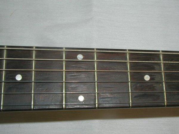 2154: 1940's S.S. Stewart acoustic guitar - 6