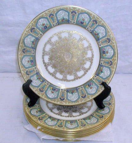 4280: Lenox serving plates