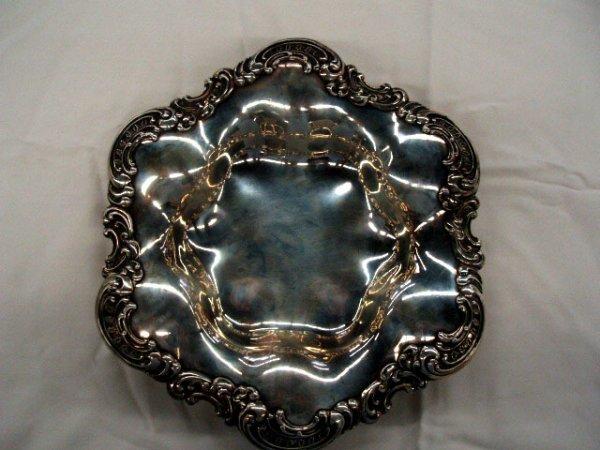 5016: Gorham sterling bowl
