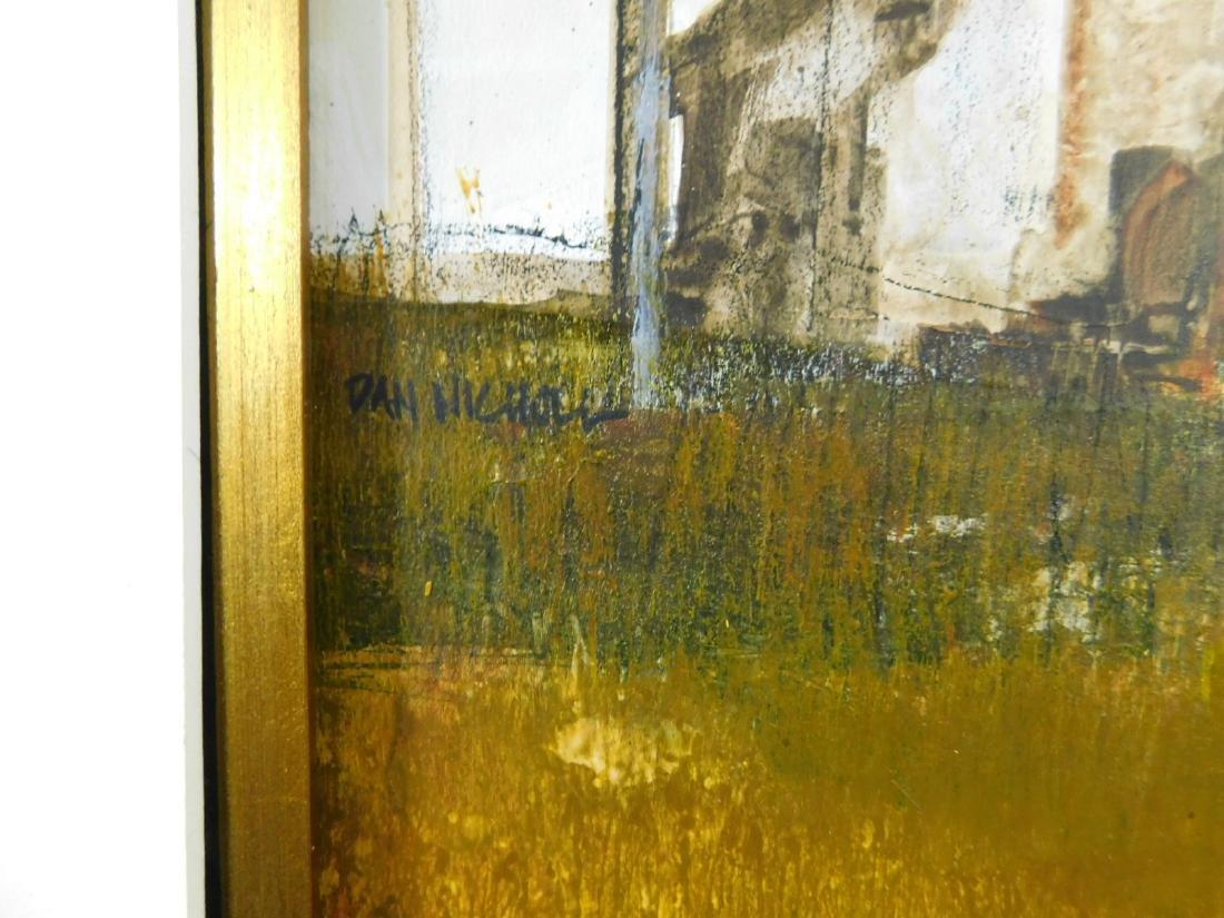 Dan Nicholl Watercolor - 3