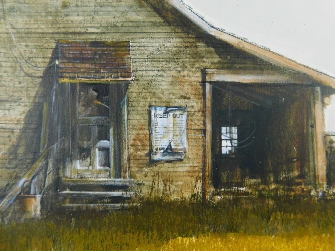 Dan Nicholl Watercolor - 6