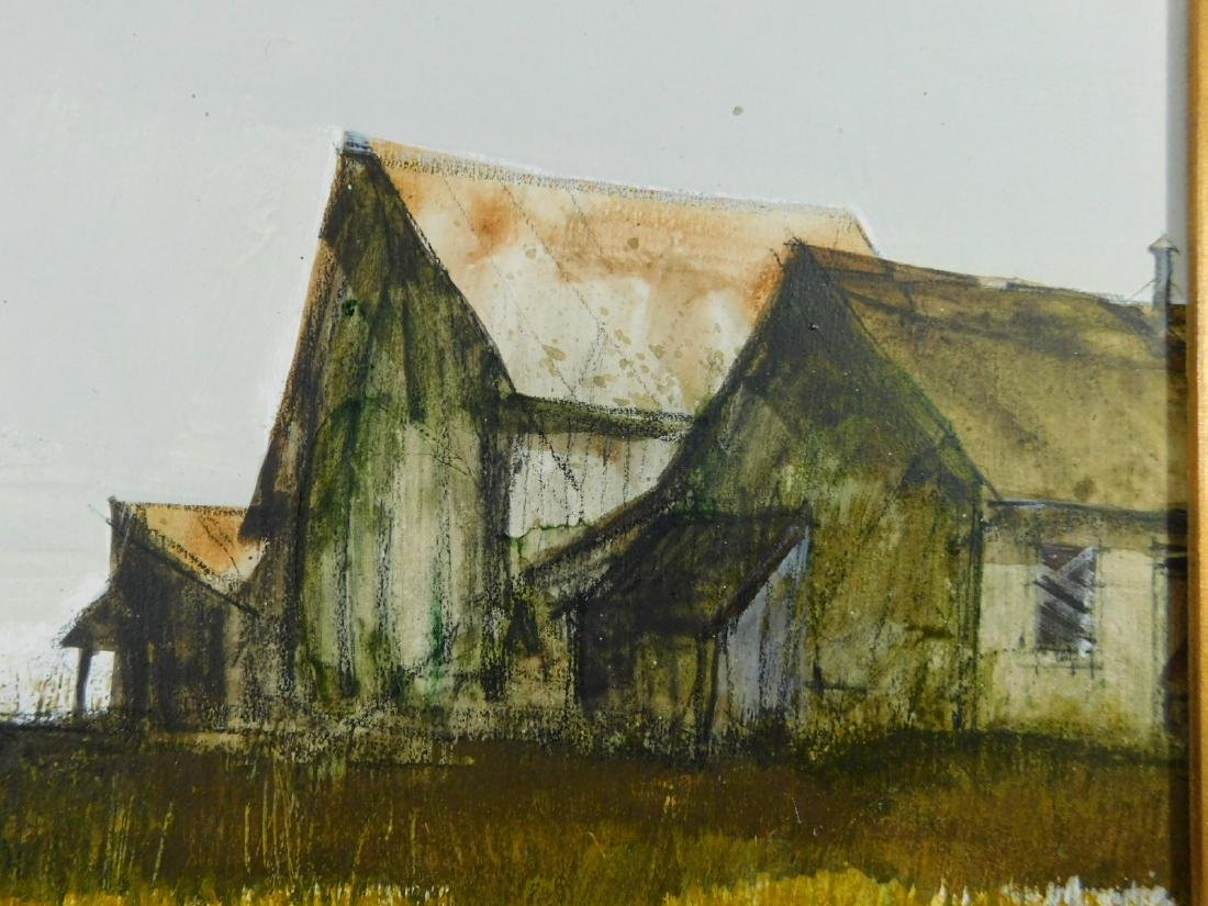Dan Nicholl Watercolor - 7