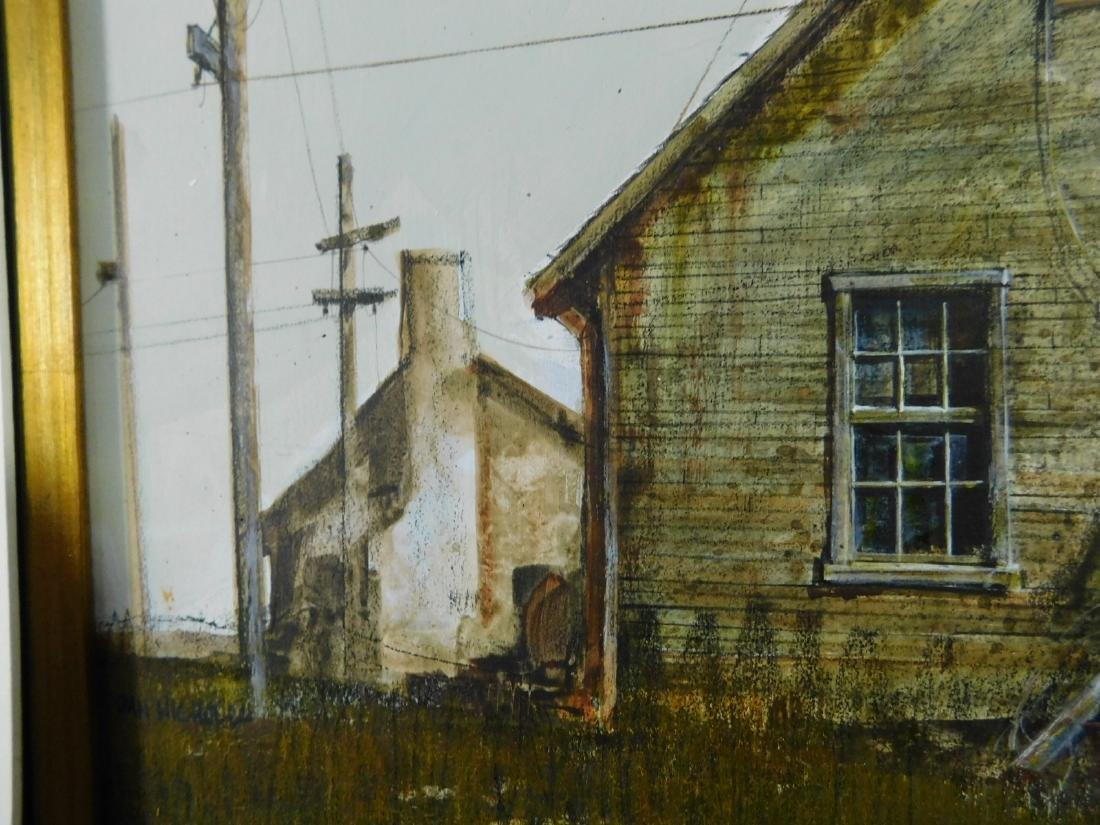 Dan Nicholl Watercolor - 8