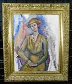 Sophie Winston ob Portrait of a Woman