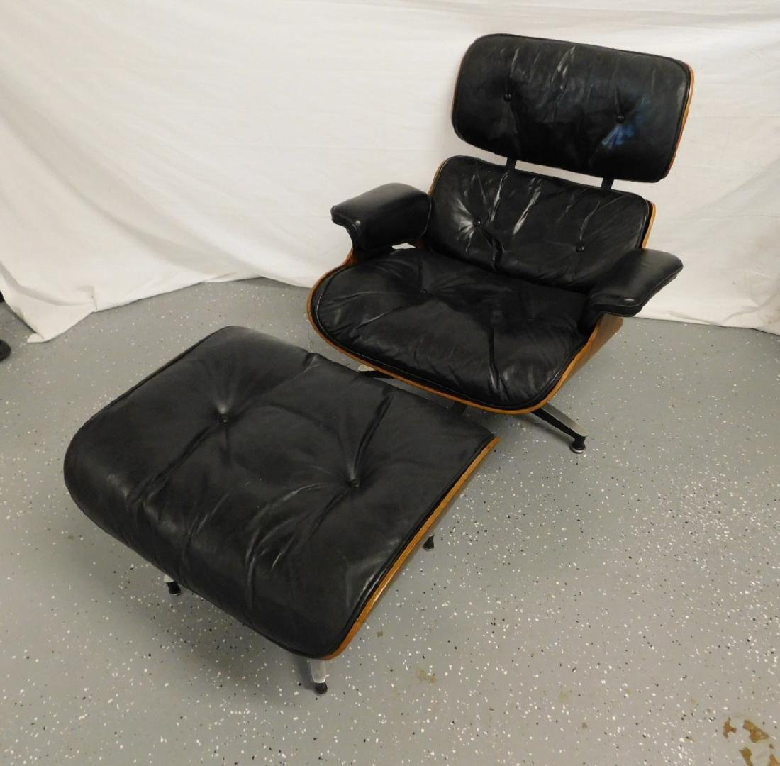 Herman Miller Eames 670-671 Lounge Chair & Ottoman