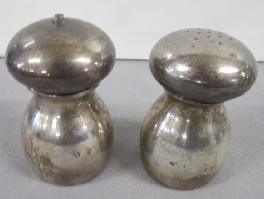 Sterling Silver S & P Shakers & Other - 6