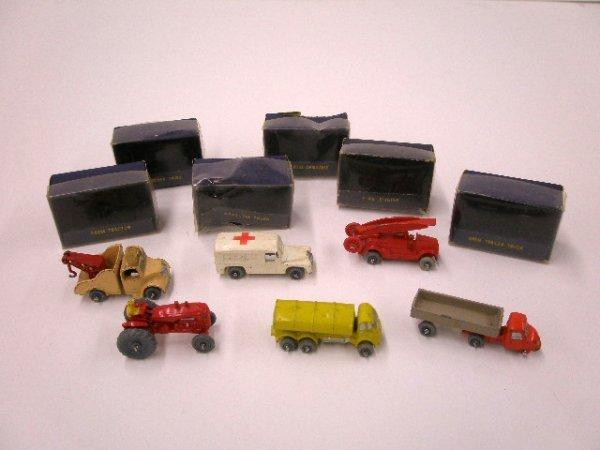2004: 1960's AHI miniature metal trucks