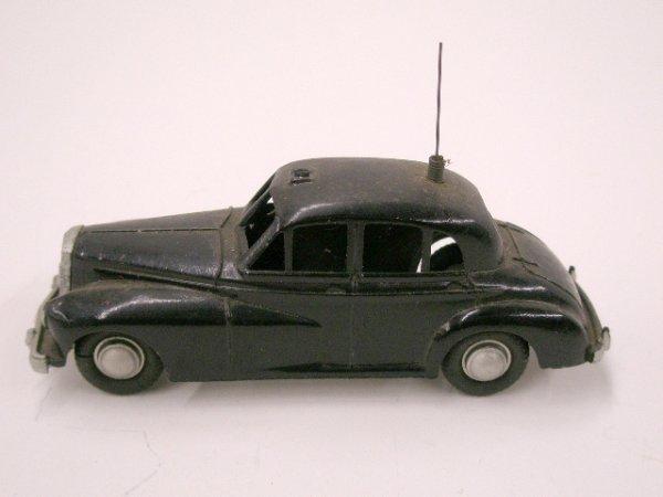 2008: 1950's Morestone Wolseley Six-Eighty police car