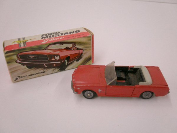 2011: 1960's Tekno Ford Mustang