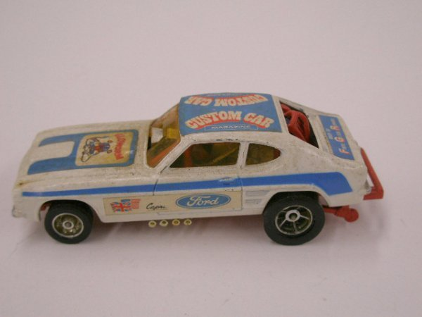 2012: 1971 Corgi Whizz Wheels Santapod Gloworm