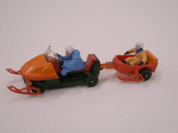 2014: Corgi Junior Whizz Wheels Snowmobile