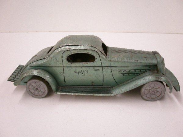 2094: 1940's Wolverine Mystery Car