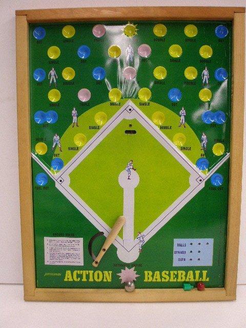 2116: 1960's Action & Dennis The Menace Baseball games