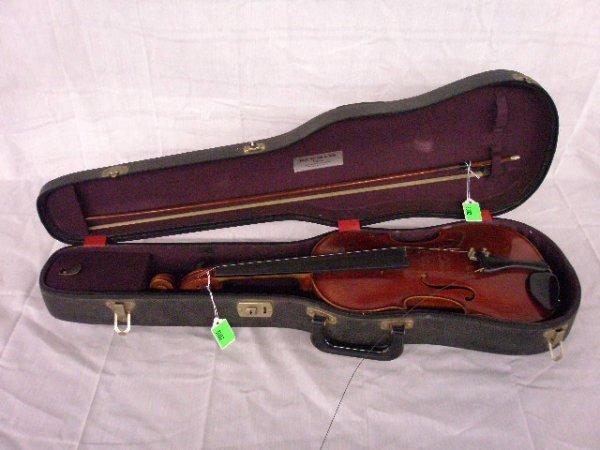 3002: P. Safran & Son violin