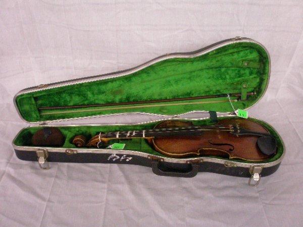 3003: R. Schroetter violin