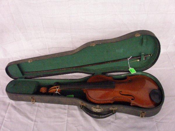 3005: Copy of Antonius Stradivarius violin